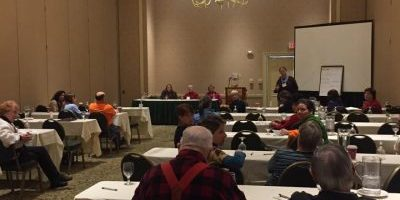 ECTRA's Annual Winter Get-Away February 21-23 in Hershey PA!